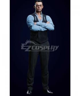 Cyberpunk 2077 Yorinobu Arasaka Cosplay Costume