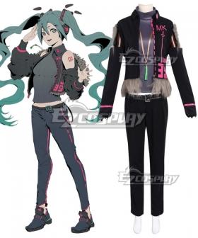 Cytus II Hatsune Miku Cosplay Costume