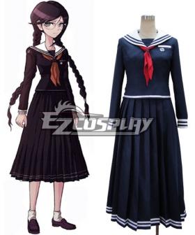 DanganRonpa Dangan Ronpa Touko Fukawa Cosplay Costume