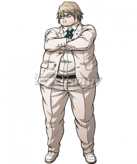Danganronpa 2: Goodbye Despair The Ultimate Imposter Ryota Mitarai Byakuya Togami Cosplay Costume