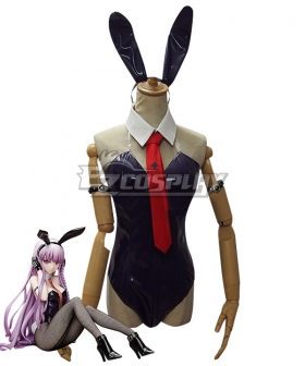 Danganronpa Dangan Ronpa 3 Kyoko Kirigiri Bunny Rabbit Girl Swimsuit Cosplay Costume