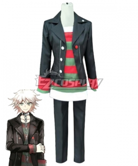 Danganronpa Dangan Ronpa Another Episode: Ultra Despair Girls Komaeda Nagido Cosplay Costume