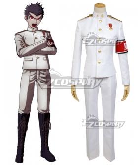 Dangan Ronpa Kiyotaka Ishimaru Cosplay Costume