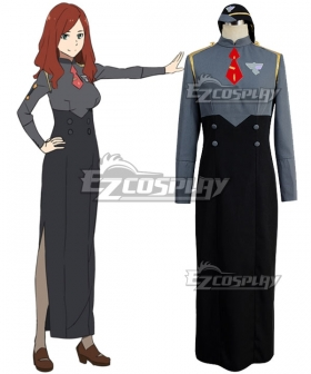 Darling in the Franxx Nana Cosplay Costume