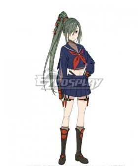 Date A Bullet Pannier Ibusuki Cosplay Costume