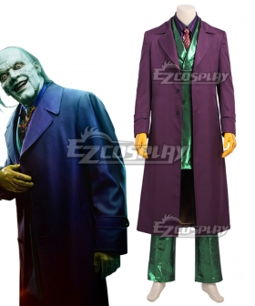DC Gotham Joker Cosplay Costume