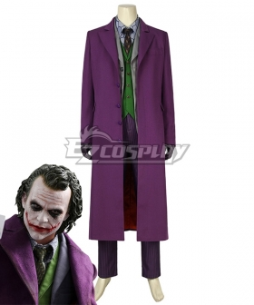 DC Joker 2019 Joker Batman  Cosplay Costume
