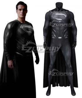 DC Justice League  Clark Kent Superman Zentai Jumpsuit Cosplay Costume
