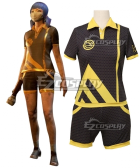 Dead by Daylight Feng Min Cosplay Costume