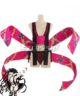 Demon Slayer: Kimetsu No Yaiba Daki Cosplay Costume