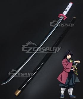 Demon Slayer: Kimetsu no Yaiba Giyuu Tomioka Sword Cosplay Weapon Prop