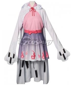 Demon Slayer: Kimetsu No Yaiba Kanao Tsuyuri Halloween Cosplay Costume