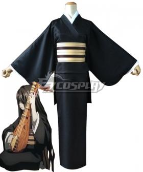Demon Slayer: Kimetsu No Yaiba Nakime Cosplay Costume