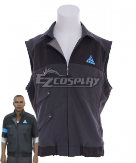 Detroit: Become Human Markus Cosplay Costume - Only Vest