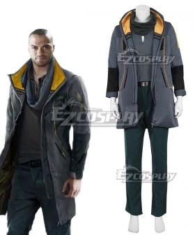 Detroit: Become Human Markus New Cosplay Costume