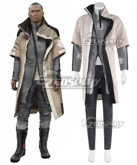 Detroit: Become Human Markus New Edition Cosplay Costume
