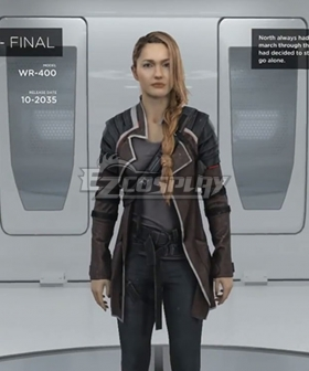 Detroit: Become Human North WR400 Cosplay Costume