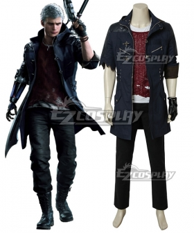 Devil May Cry 5 Devil May Cry Five Nero Cosplay Costume