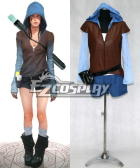 Devil May Cry 5 Kat Render Cosplay Costume