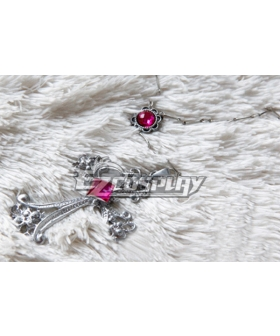 DIABOLIK LOVERS Komori Yui Cosplay Necklace