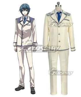Dies Irae Ren Fujii School Uniforms Cosplay Costume