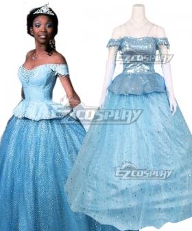 Disney 1997 Movie Cinderella Brandy Norwood Cosplay Costume