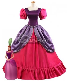 Disney Cinderella Anastasia Tremaine Cinderella's Stepsisters Cosplay Costume