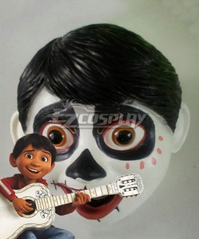 Disney Movie Coco Miguel Rivera Halloween Mask Cosplay Accessory Prop