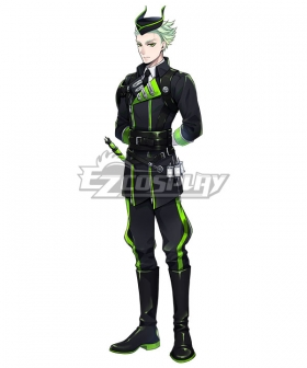 Disney Twisted Wonderland Diasomnia Sebek Zigvolt Cosplay Costume