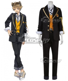 Disney Twisted Wonderland Savanaclaw Ruggie Bucchi Cosplay Costume