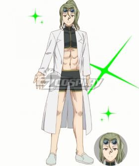Dokyuu Hentai HxEros Jou Anno Cosplay Costume