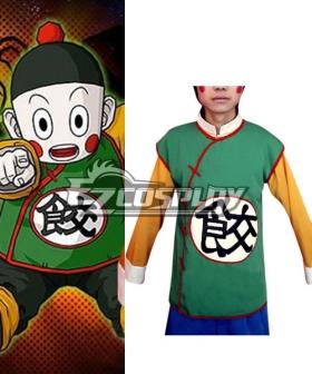 Dragon Ball Chiao-tzu Cosplay Costume