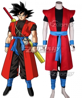 Dragon Ball Goku Cosplay Costume
