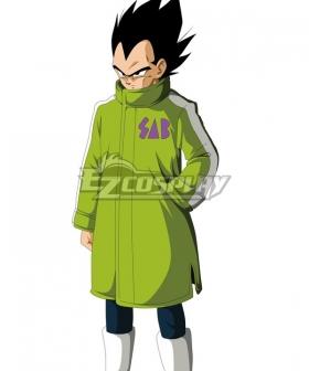 Dragon Ball Super: Broly Vegeta Cosplay Costume Only Coat