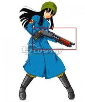 Dragon Ball Super Future Mai Gun Cosplay Weapon Prop