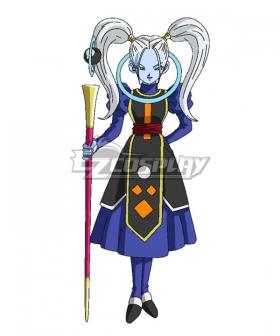 Dragon Ball Super Marcarita Cosplay Costume