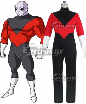 Dragon Ball Super Universe 11 Jiren Toppo Dyspo Cosplay Costume