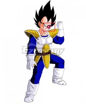 Dragon Ball Vegeta Scouter Cosplay Accessory Prop