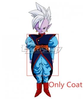 Dragon Ball Z Dragon Ball Super Shin Cosplay Costume - Only Coat