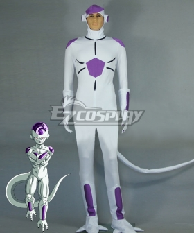 Dragon Ball Z Frieza Cosplay Costume