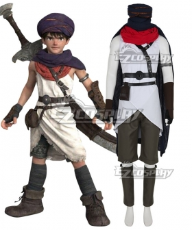 Dragon Quest Your Story Hero Cosplay Costume