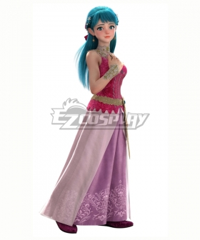 Dragon Quest Your Story Nera Cosplay Costume