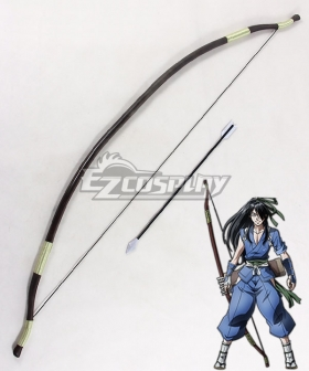 Drifters Nasu No Yoichi Bow And Arrow Cosplay Weapon Prop