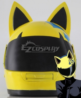 Durarara 3way standoff Celty Sturluson Helmet Cosplay Accessory Prop