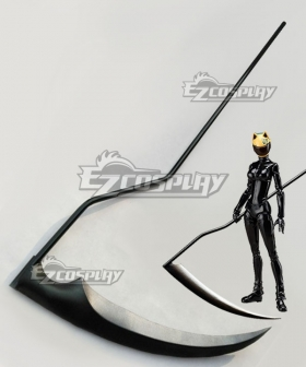 DuRaRaRa!! Celty Sturluson Scythe New Edition Cosplay Weapon Prop