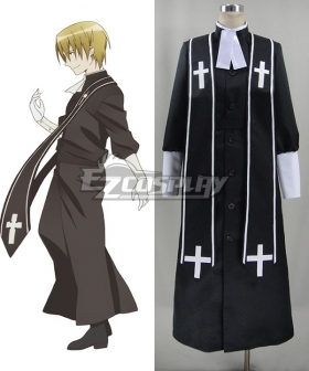 AntiMagic Academy The 35th Test Platoon Taimadou Gakuen 35 Shiken Shoutai Haunted Cosplay Costume