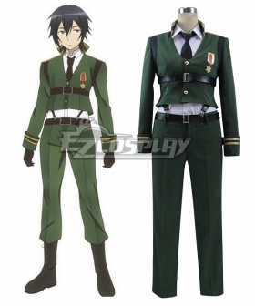 AntiMagic Academy The 35th Test Platoon Taimadou Gakuen 35 Shiken Shoutai Takeru Kusanagi Cosplay Costume