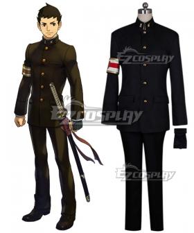 Ace Attorney Ryūnosuke Naruhodo Ryunosuke Naruhodo Cosplay Costume