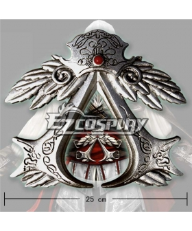 Assassin's Creed 2 II Ezio Auditore Cosplay Belt Clamp