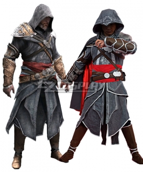 Assassin's Creed Revelation Ezio Cosplay Costume
